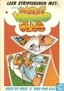 Leer striptekenen met: Avro Wordt Vervolgd Club