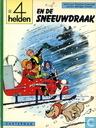De 4 helden en de sneeuwdraak