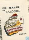 De galei van Saxophon