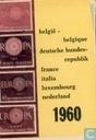 Postzegelcatalogus 1960