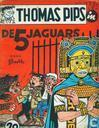 De 5 jaguars