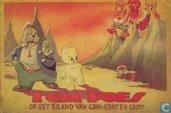 Tom Poes op het eiland van Grim, Gram en Grom