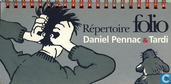 Répertoire Folio Daniel Pennac & Tardi
