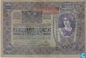 Banknotes - Oesterreichisch-Ungarische Bank / Osztrák-Magyar Bank - Austria 10,000 Kronen