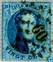 "King Leopold I ""Perforated medallion"""