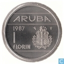 Aruba 1 florin 1987