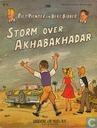 Storm over Akhabakhadar