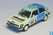 "Volkswagen Golf II GTI 1983 rally ""Olivetti"""
