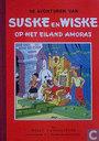 Kostbaarste item - Suske en Wiske op het eiland Amoras