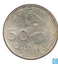 Nederland 50 gulden 1982