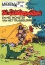 De Donderpadjes en het monster van het Trubbelermeer