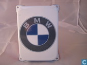 Emaille Reklamebord : BMW