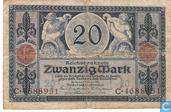 Duitsland 20 Mark