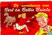 De avonturen van Bert en Bettie Brinta 1