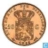 Niederlande 10 Gulden 1895