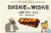 Lambik maakt kiekjes / Le chien qui parle