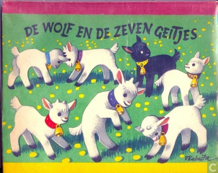 wolf en de zeven geitjes