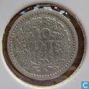 Nederland 10 cent 1918