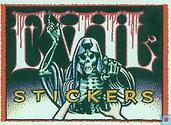 Evil stickers