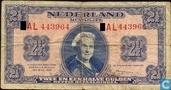 2,5 gulden Nederland 1945