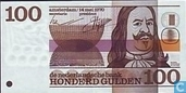 100 gulden Nederland 1970 