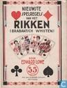 Nieuwste spelregels van het RIKKEN (Brabantsch whisten)