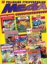 Mega vakantiestripboek - 10 volledige stripverhalen