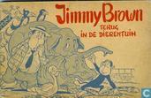 Jimmy Brown terug in de dierentuin