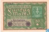 Duitsland 50 Mark