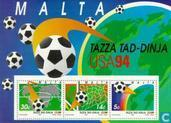 Stamps - Malta - World Cup-USA