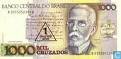Brazil 1 cruzados Novo