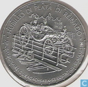 "Netherlands Antilles 25 gulden 1973 ""25 years reign of Queen Juliana"""