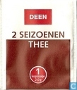 2 Seizoenenthee