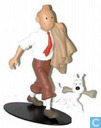 Collection Nostalgie - Tintin Globe