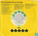 Give Ireland back to the Irish
