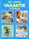 Het zomer vakantie stripboek