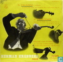 Herman Krebbers Plays Paganini & Vieuxtemps