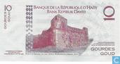 Banknotes - Banque Centrale de la Republique d 'Haiti - Haiti 10 Gourdes