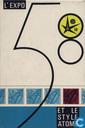 L'expo 58 et le style atome