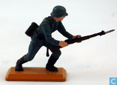 Toy soldier - Britains - Wehrmacht soldier