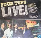 Four Tops Live!