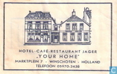 "Hotel Café Restaurant Jager ""Your Home"""