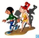Gaston und Frau Jeanne