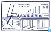 Restaurant &quot;Hakkert&quot;