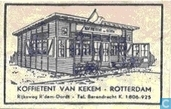 Koffietent Van Kekem