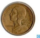 Coins - France - France 5 centimes 1971