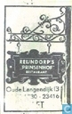 Reijndorp's &quot;Prinsenhof&quot; 