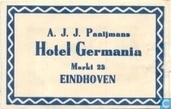 Sugar packet - Bags - Hotel Germania