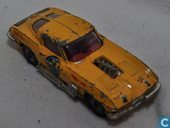 Modellauto - Corgi - Chevrolet Corvette Stingray (Lazy Bones Dragster)