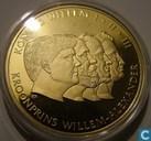 Koning Willem I - II - III  +  kr. prins Willem alexander